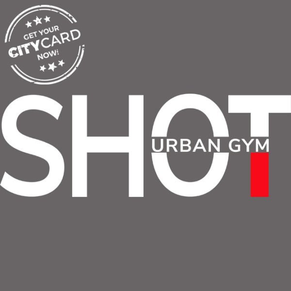"<span style=""color:red;"">Save registration fee & 10€ per month</span><br />Fitup Shot Urban Gym: Stay in shape!"