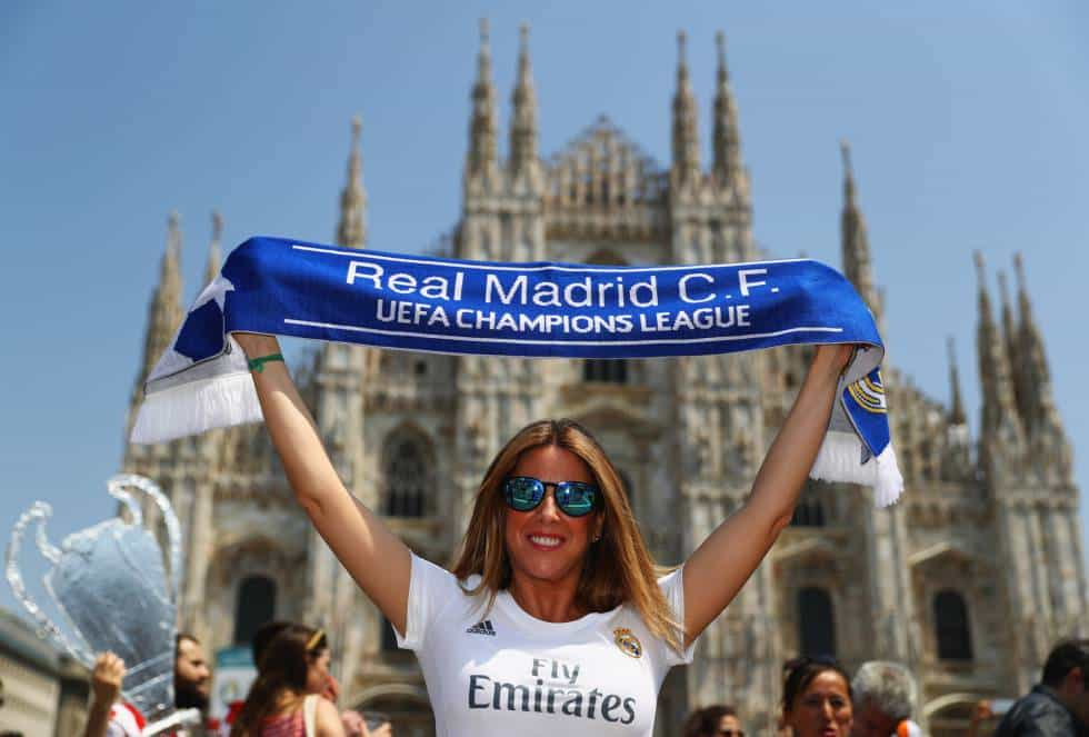 How to watch a Real Madrid Game like a Madridista! - Citylife Madrid