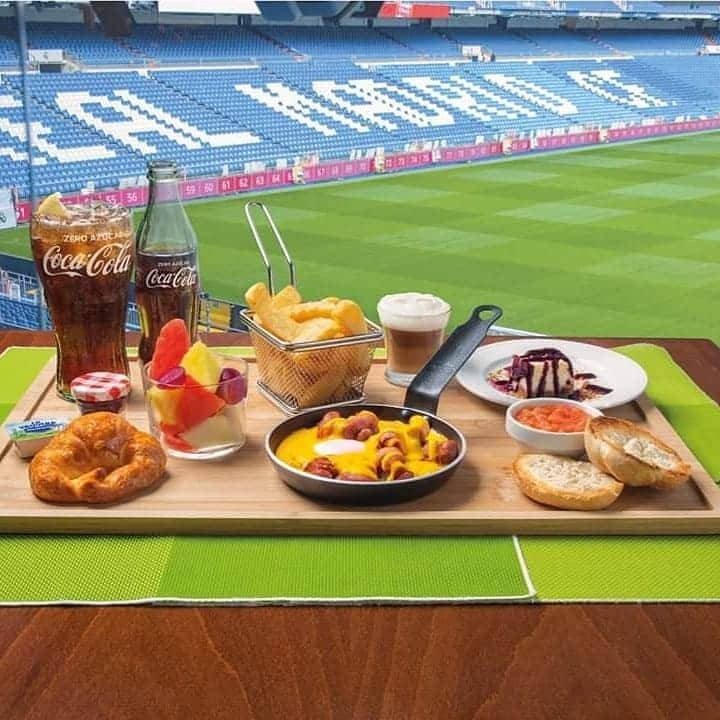 real madrid brunch
