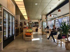 study cafes madrid