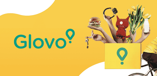 food delivery apps in spain GLovo