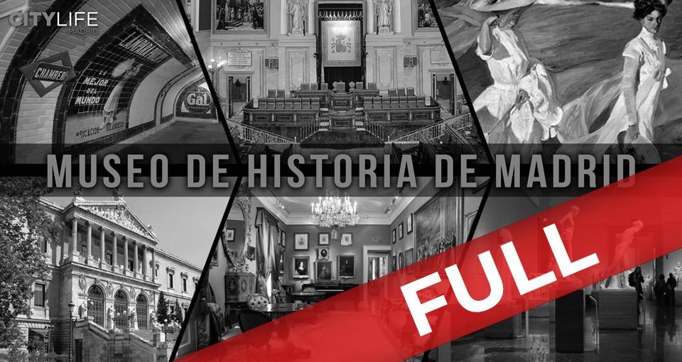 Free Museum Tour: Museo de la Historia de Madrid