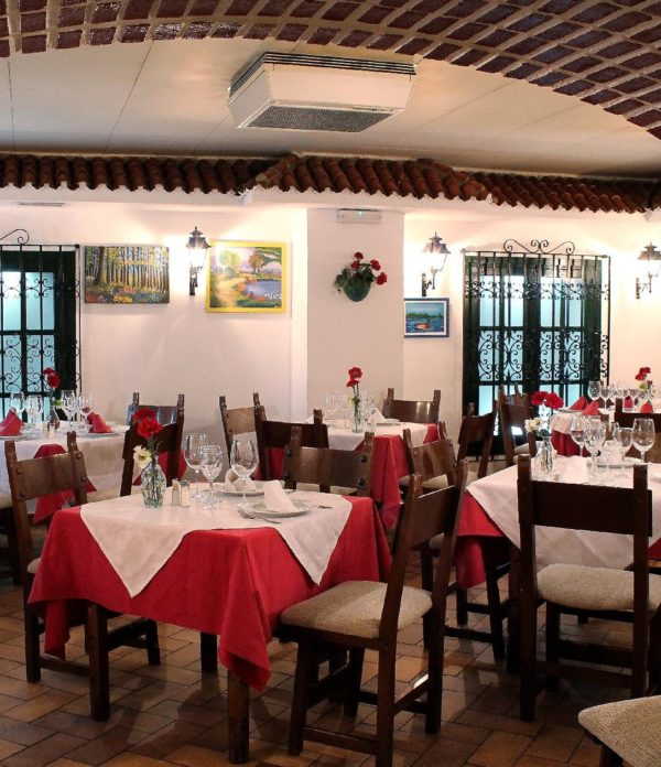 traditional spanish restaurant