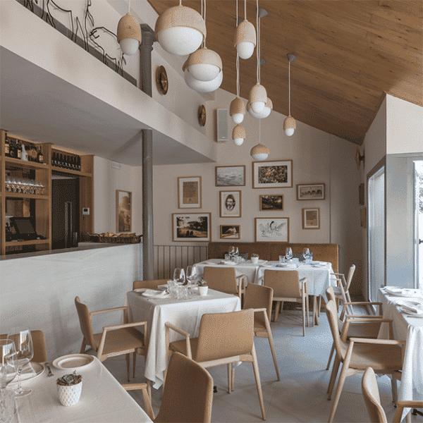 fancy madrid restaurant