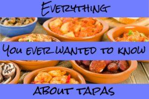 tapas culture in spain