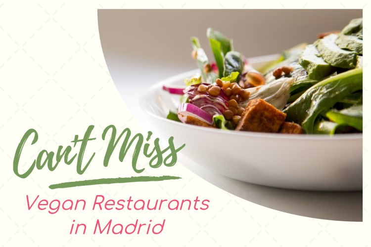 vegan restaurants in madrid