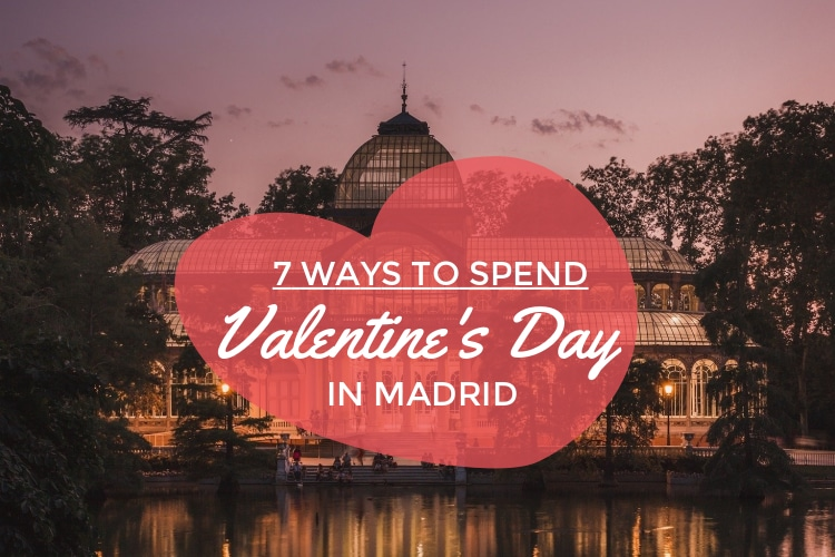 valentine's day in madrid