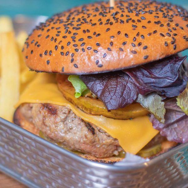 burger madrid