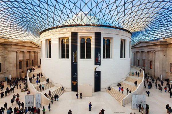 british museum virtual tour