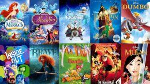 disney movie marathons