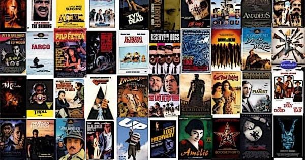 top ranked movies