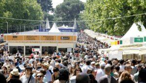 book fair Madrid