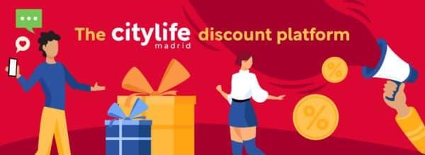 Citylife Discount Platform