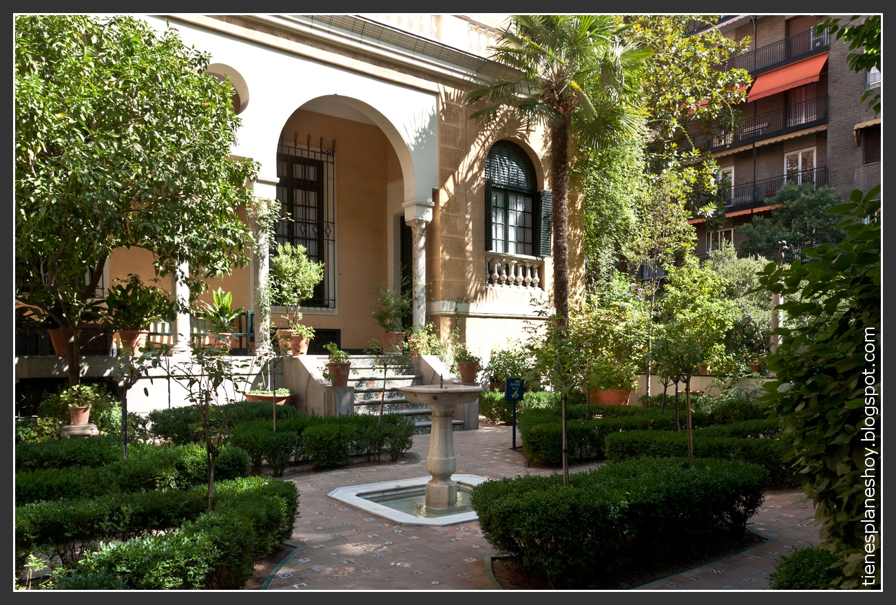Museo Sorolla Madrid.The Museo Sorolla In Madrid Citylife Madrid