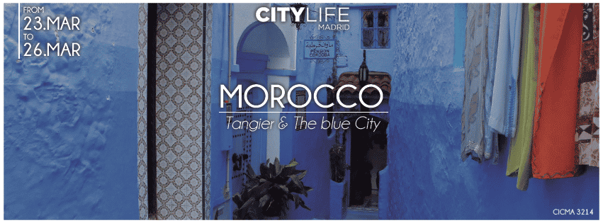 Morocco – Tangier & The Blue City