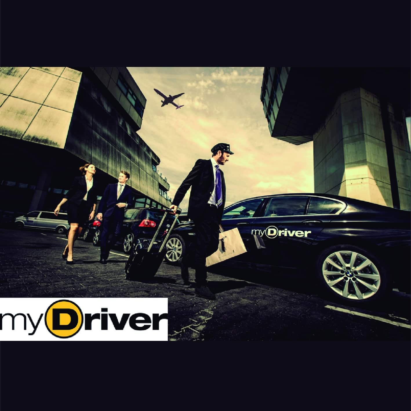 """<span style=""""color:red;"""">Save 15€</span><br />myDriver: Your Citylife Madrid Airport Transfer!"""