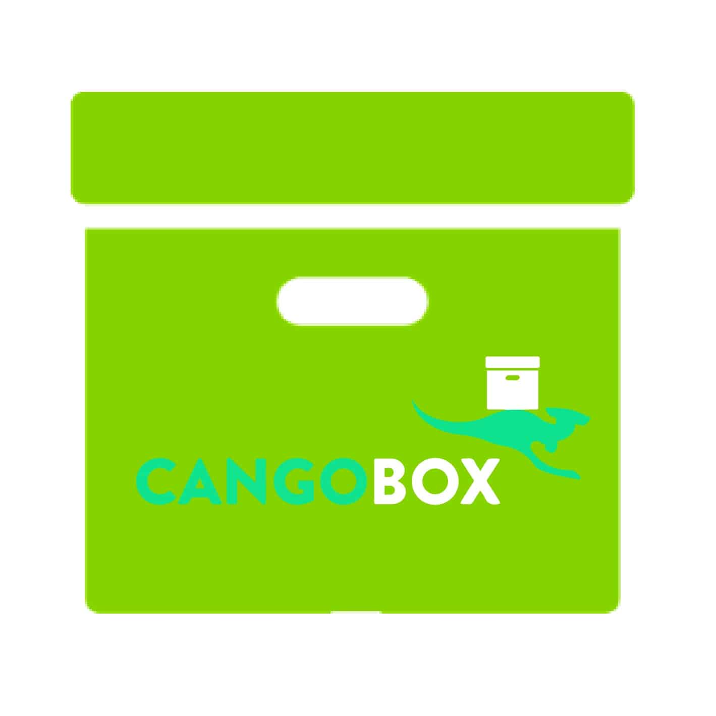 """<span style=""""color:red;"""">Save 5%</span><br />CANGOBOX: The easiest way to ship packages within the EU!"""