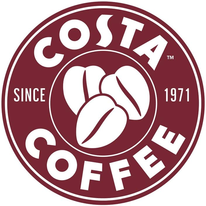 """<span style=""""color:red;"""">Save 10%</span><br />Costa Coffee: For coffee lovers!"""