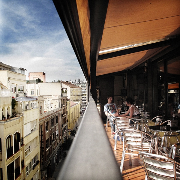 10 amazing rooftop terraces overlooking madrid citylife - Casa de granada ...