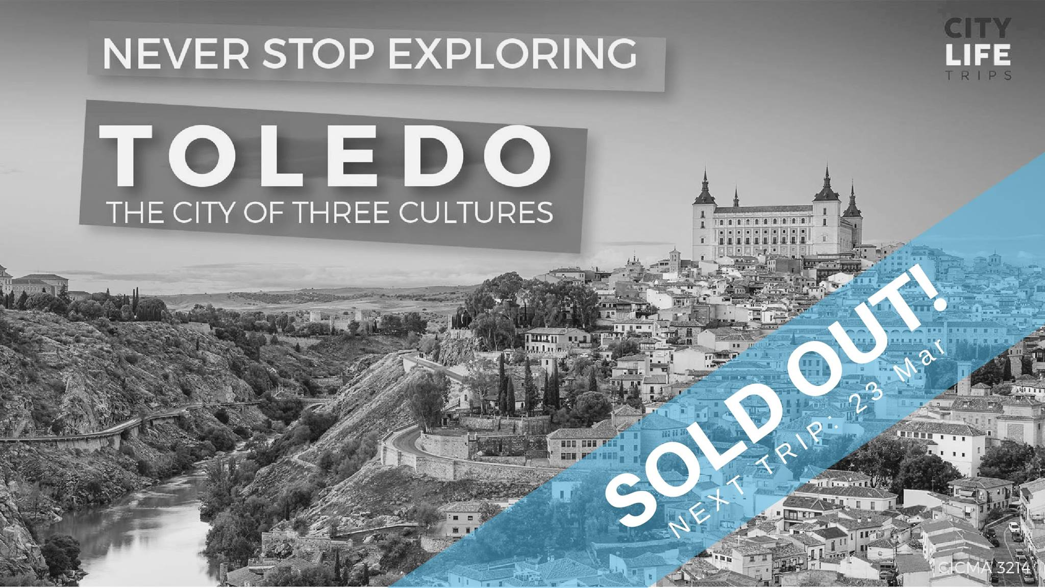 Toledo #2 – The City of Three Cultures