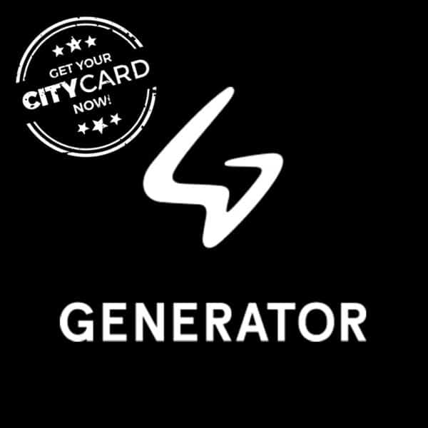 "<span style=""color:red;"">15% discount</span><br>Generator Hostel Madrid: Overnight stays at discount!"