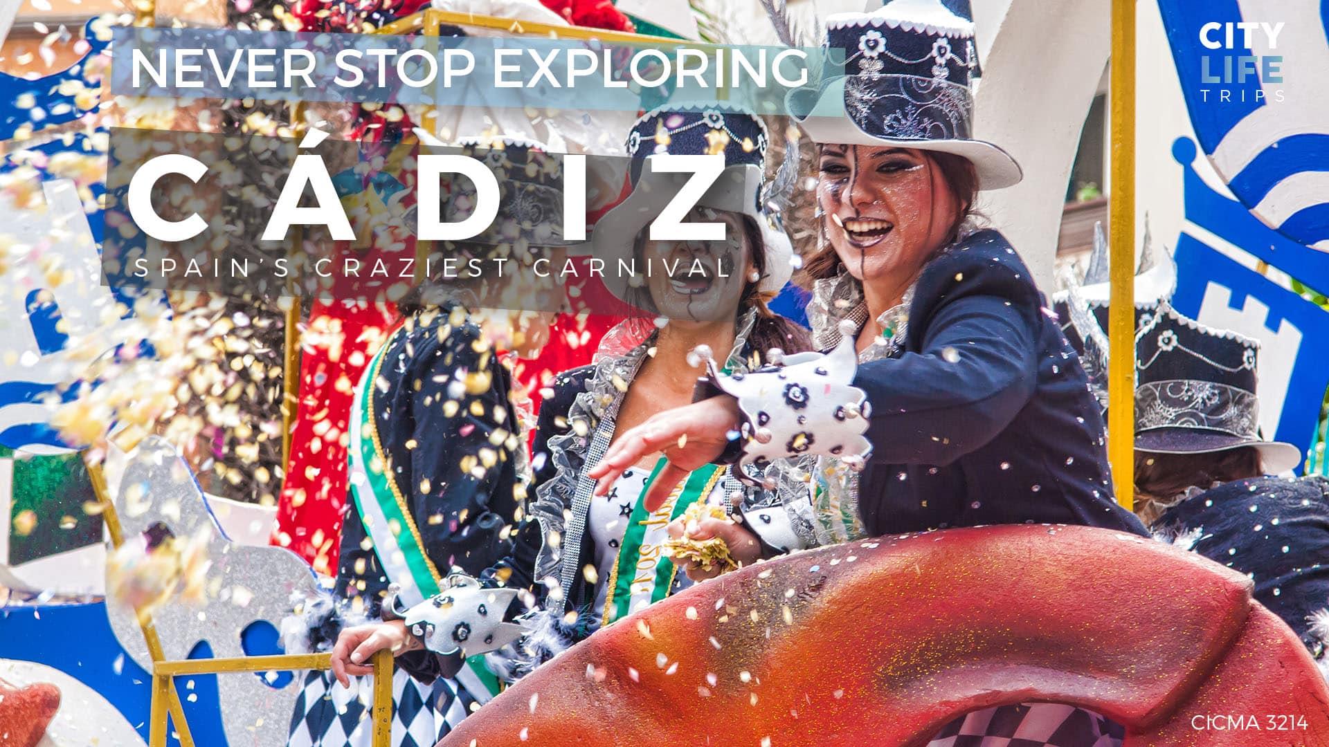Cádiz Carnival #1 – Spain's Craziest Carnival