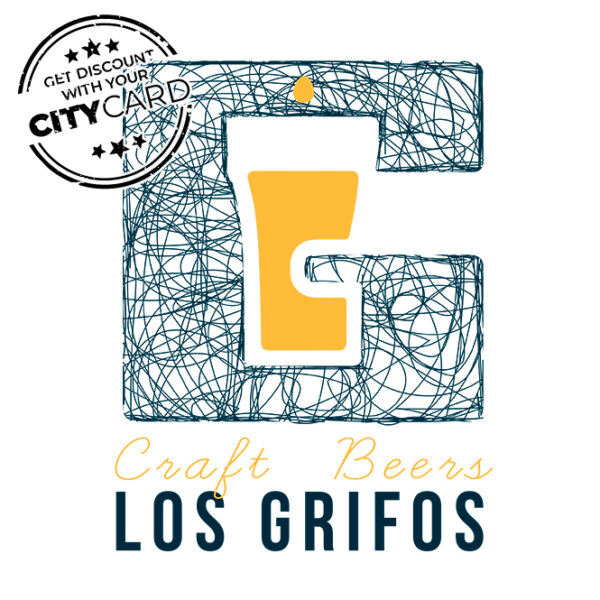 "<span style=""color:red;"">Get a 5€ voucher</span><br>Los Grifos: Craft beer in Madrid!"