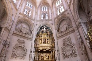 Beautiful Burgos Cathedral