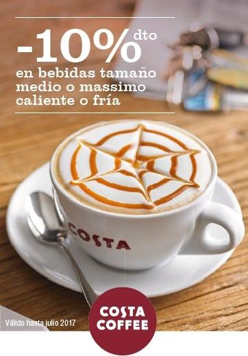 Costa Coffee Voucher