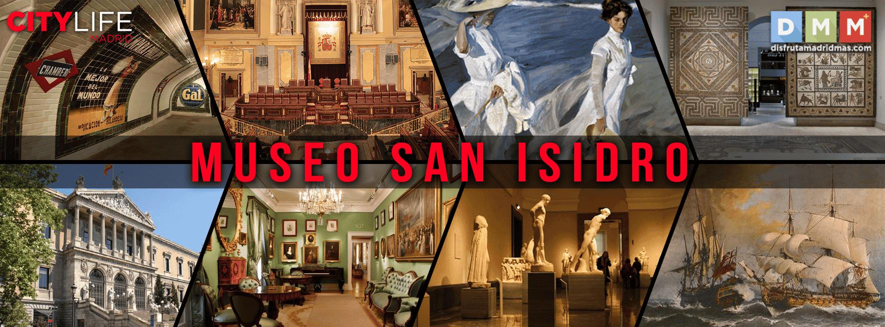 FREE TOUR: MUSEO DE SAN ISIDRO