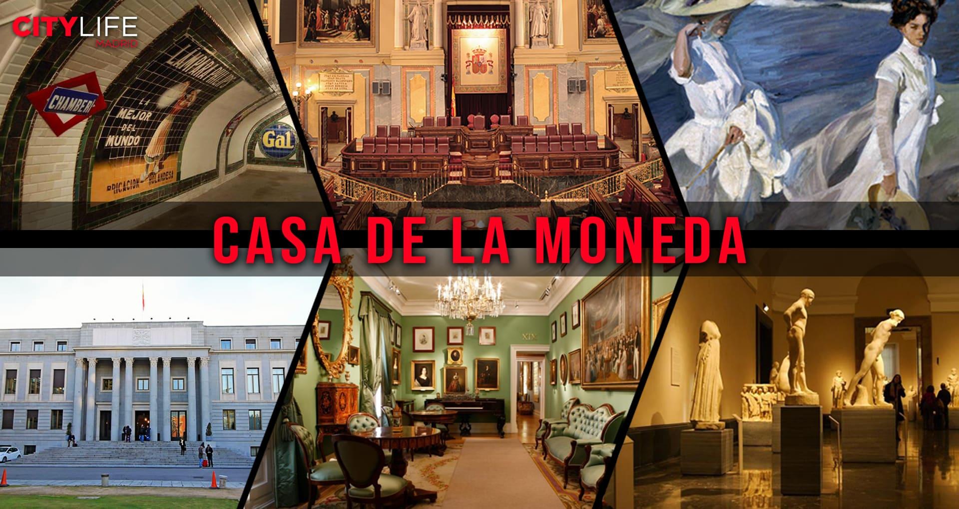 Free Museum Visit: Casa de la Moneda