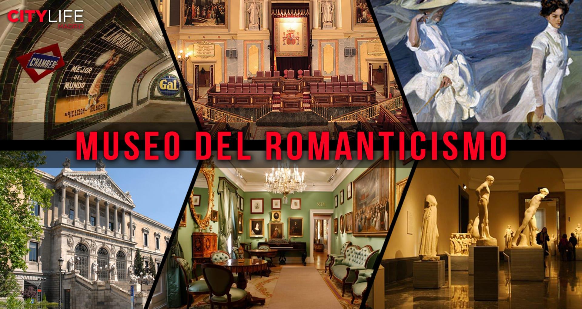 FREE VISIT: MUSEO DEL ROMANTICISMO