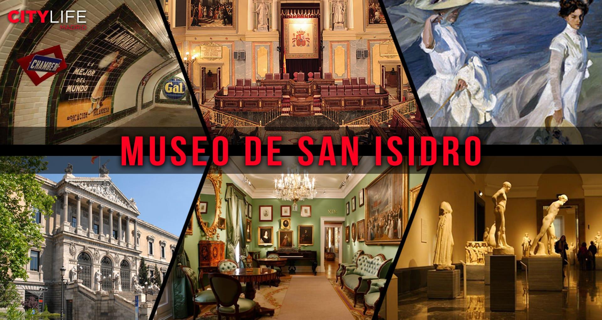 FREE VISIT: MUSEO DE SAN ISIDRO