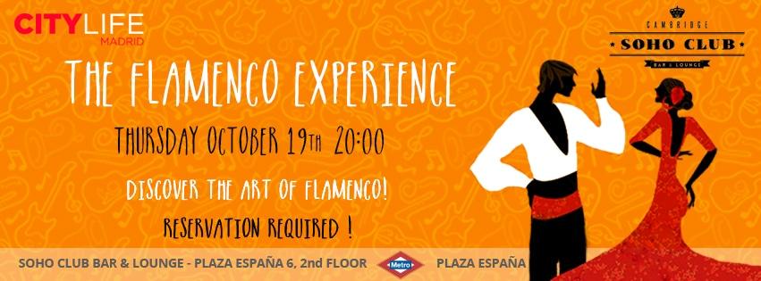 THE FLAMENCO EXPERIENCE: Discover the Art of Flamenco!