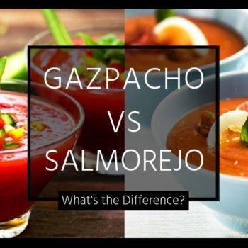 GAZPACHO vs SALMOREJO