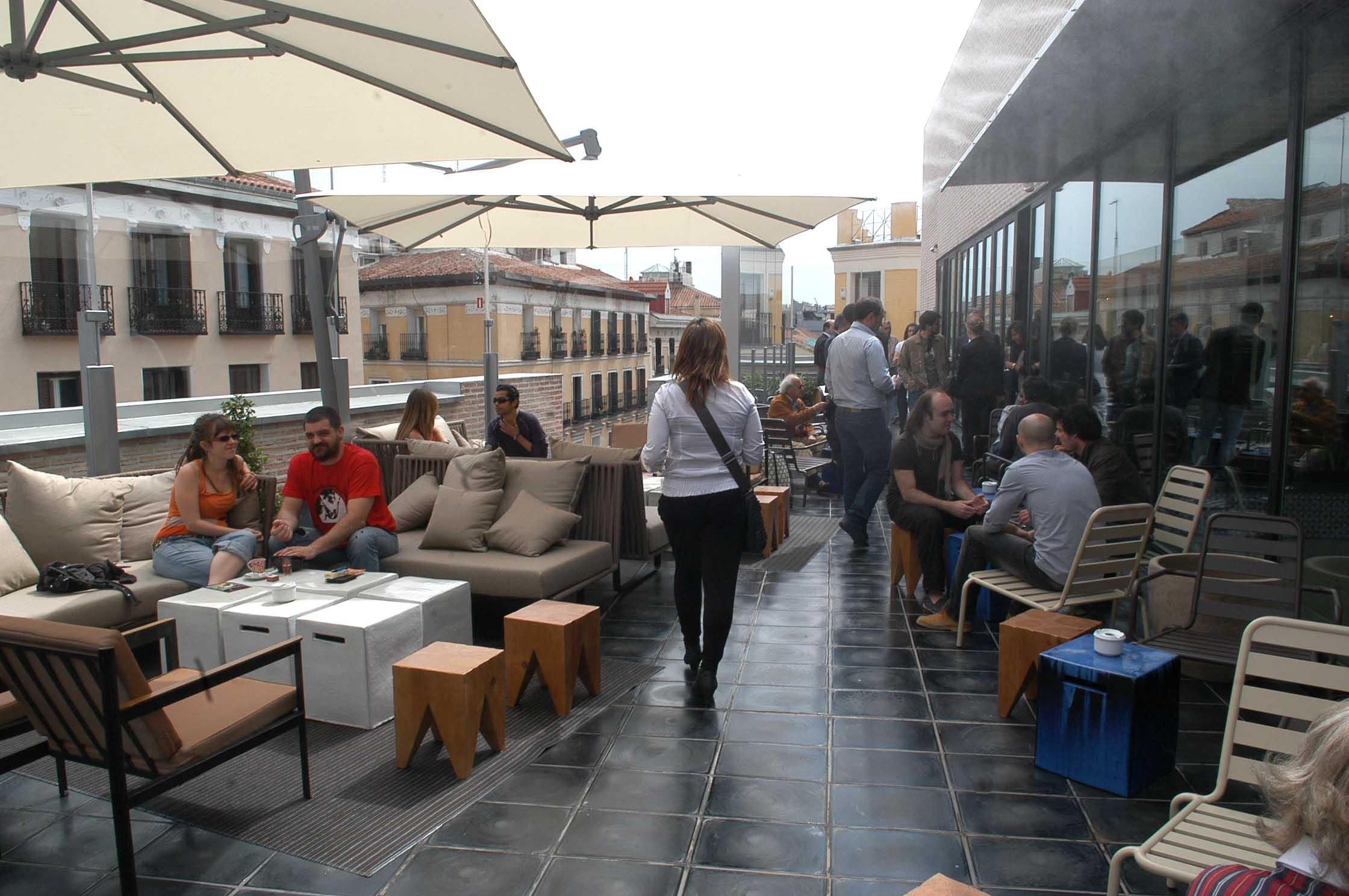 10 Amazing Rooftop Terraces Overlooking Madrid! - Citylife Madrid