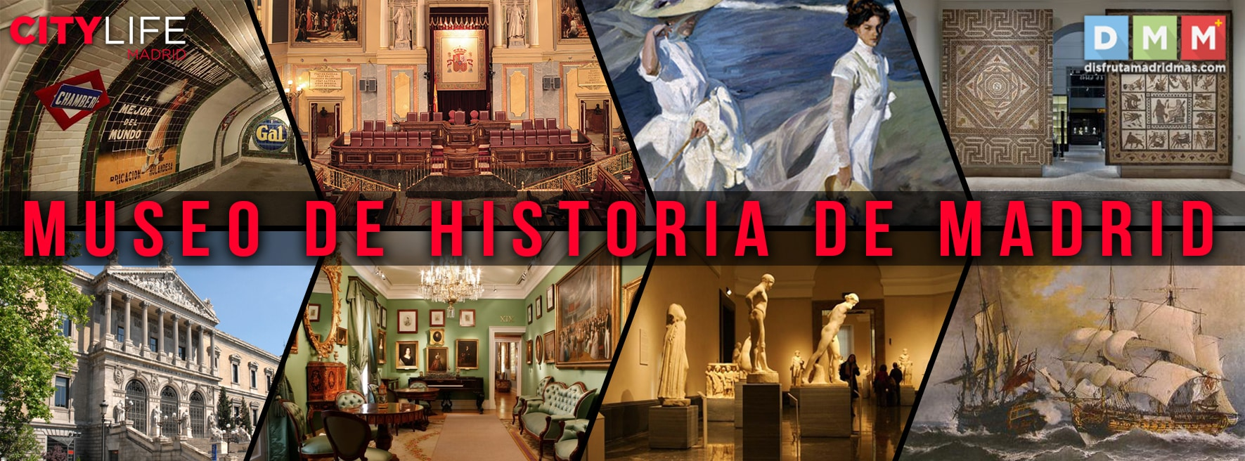FREE TOUR: MUSEO DE LA HISTORIA DE MADRID