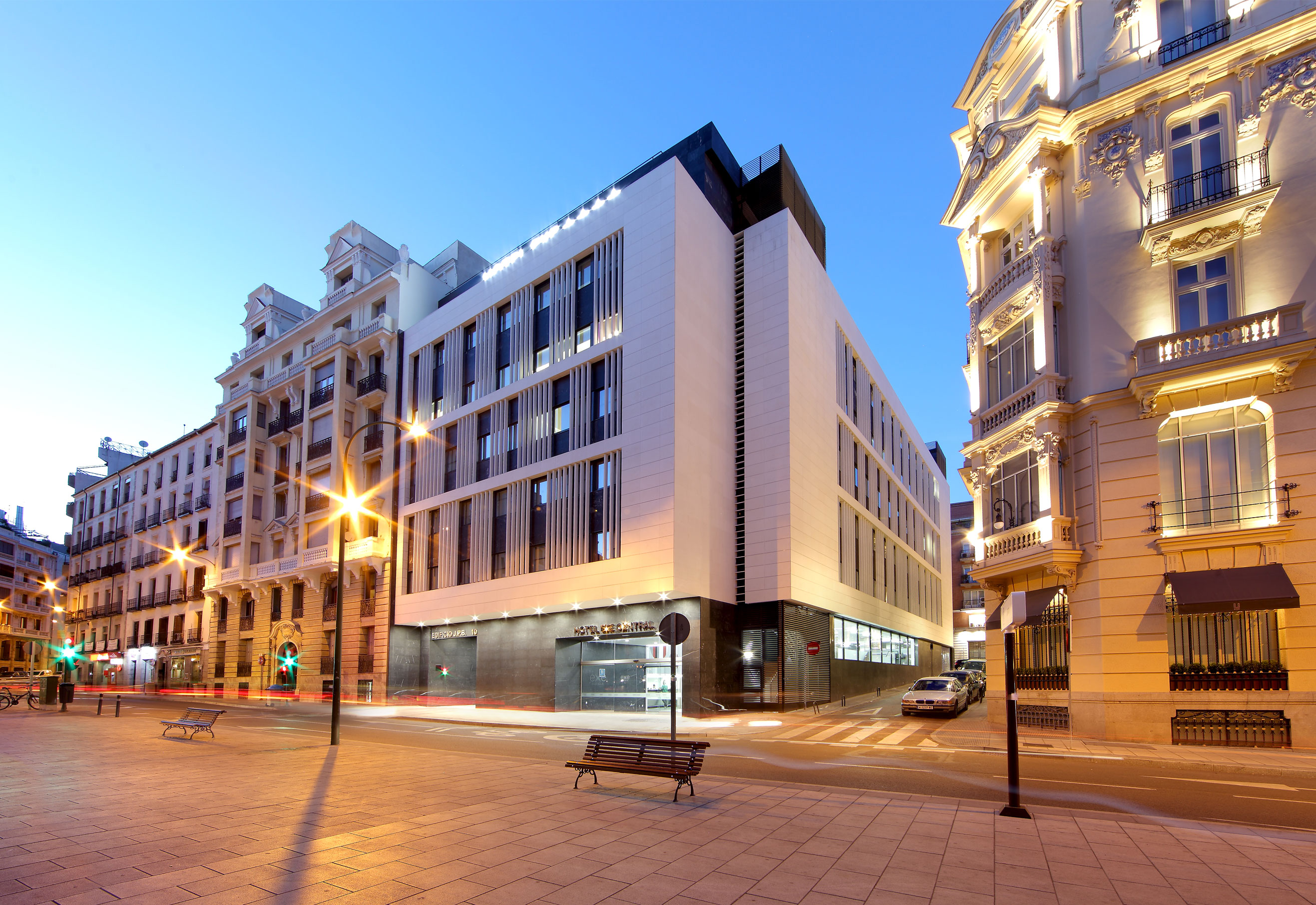 10 discountenjoy madrid at the best price hotel exe for Hotels madrid