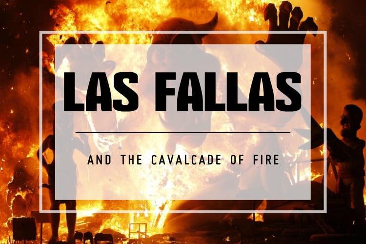 LAS FALLAS COVER