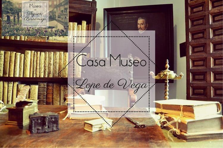 Casa museo lope de vega in madrid citylife madrid - Casa vega madrid ...