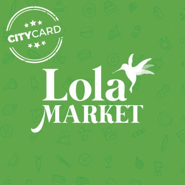 "<span style=""color:red;"">Save 12€</span><br />Lola Market: Have your Groceries Delivered at Discount!"