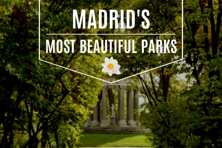 MADRID PARKS COVER