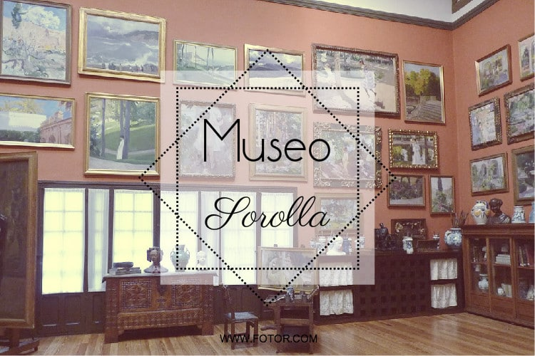 The Museo Sorolla in Madrid