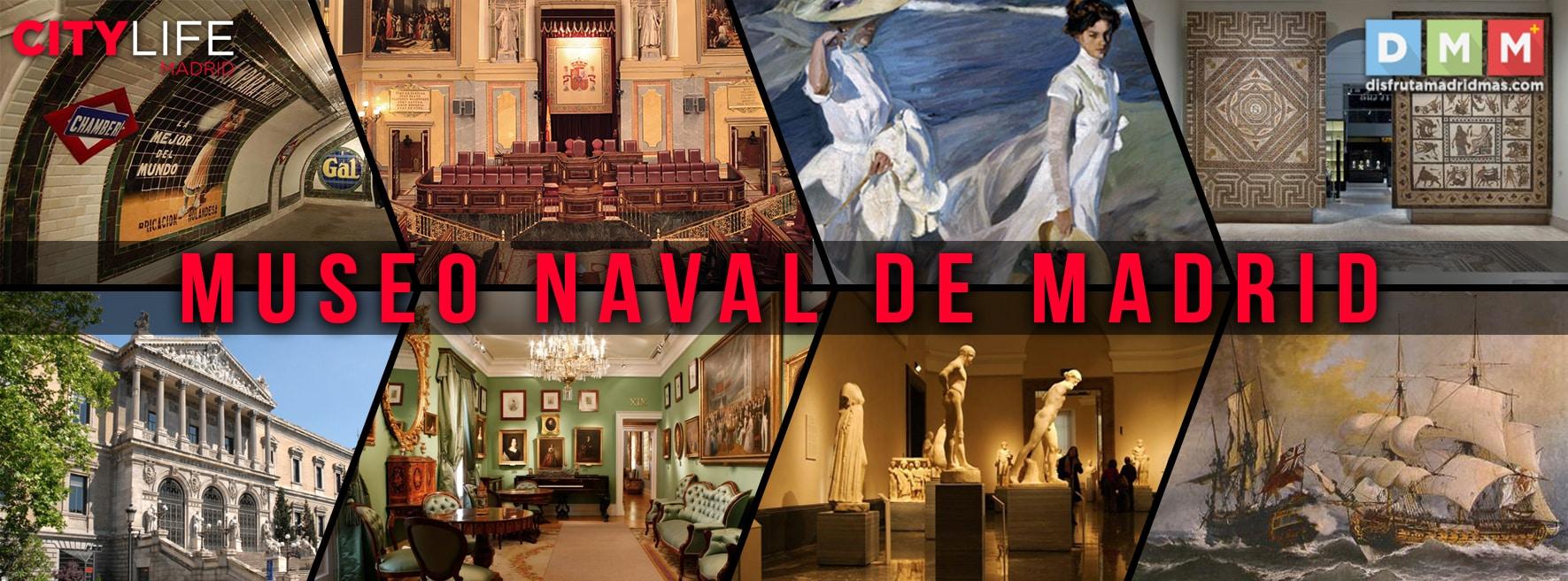 FREE TOUR: MUSEO NAVAL DE MADRID