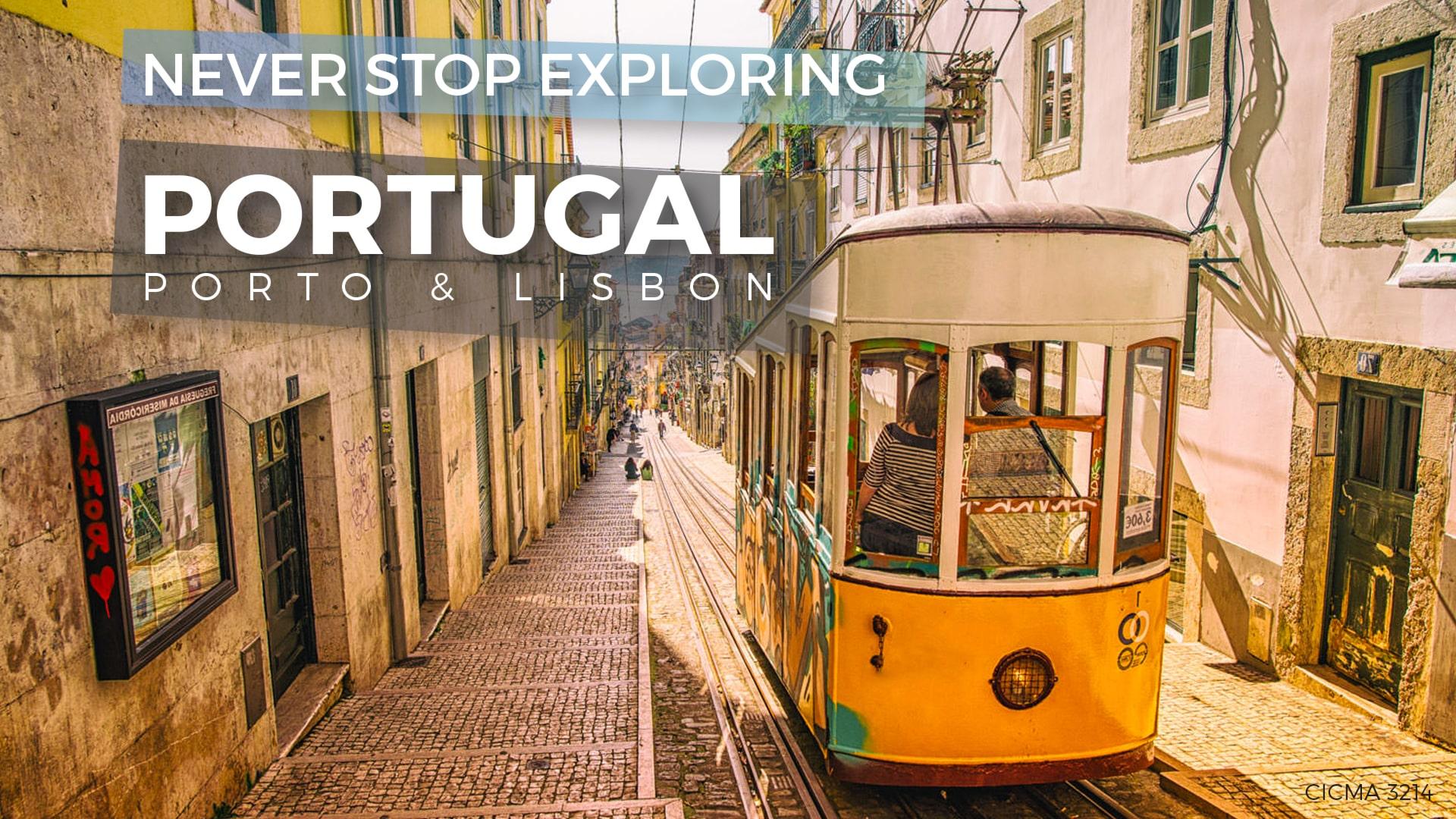 Portugal #2 – Lisbon & Porto