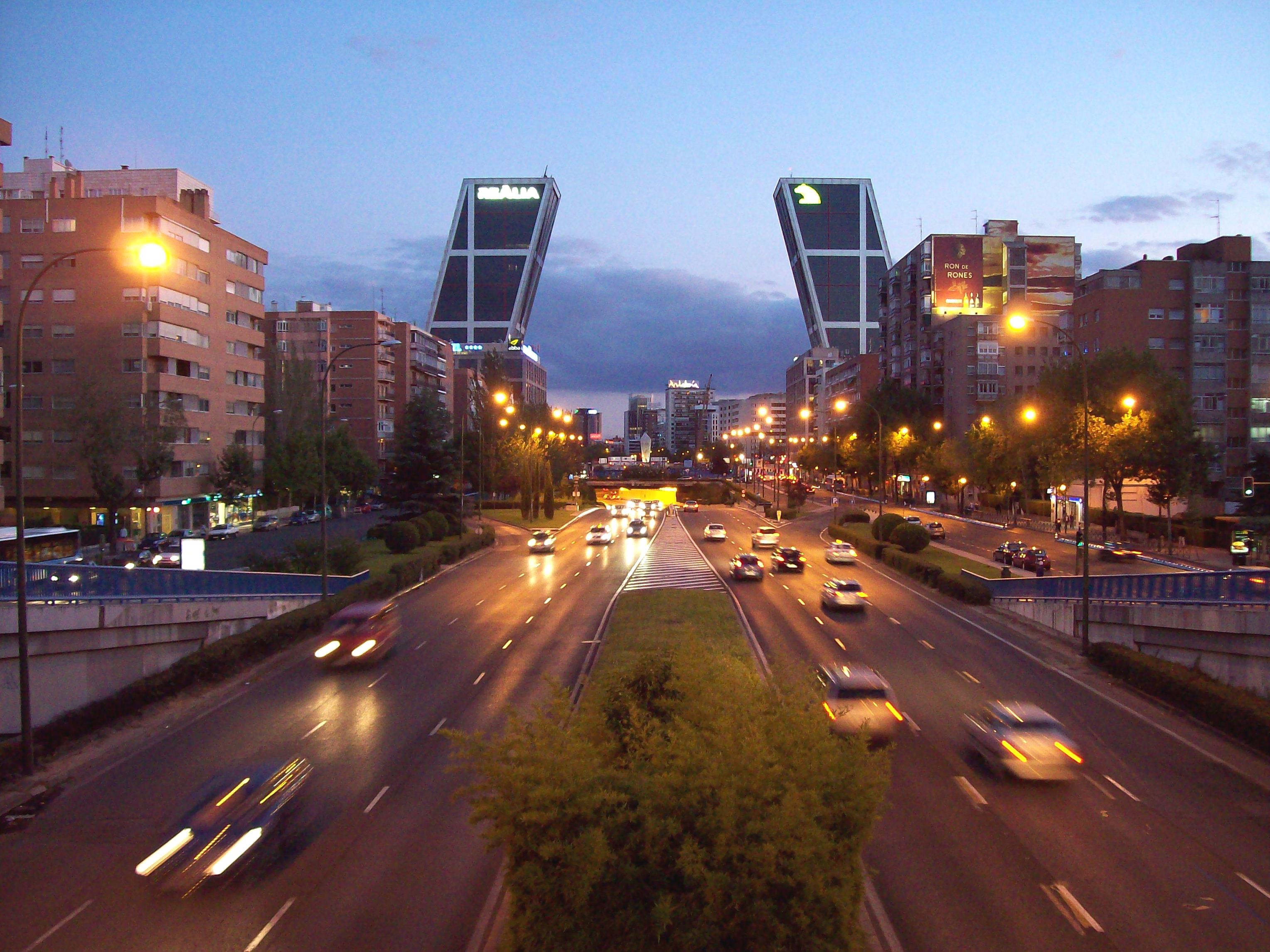 ef206fd5 A trip through Madrid's Castellana - Citylife Madrid