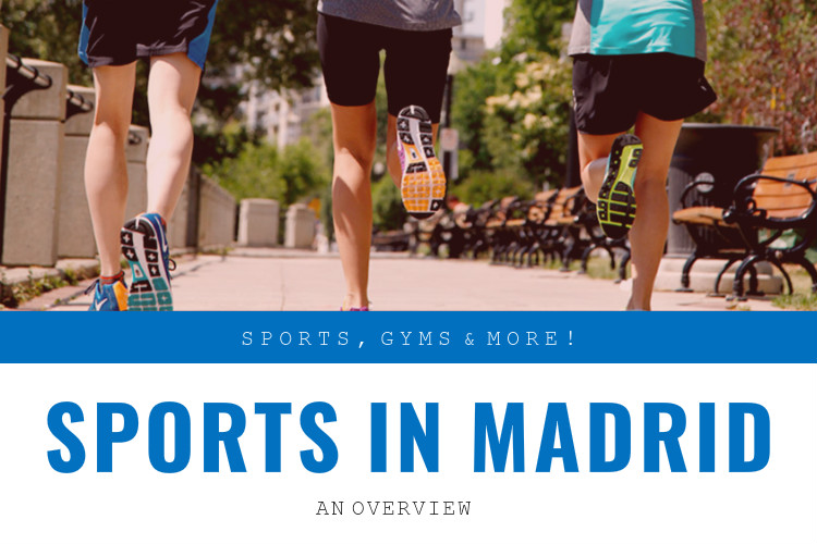 SPORTS IN MADRID