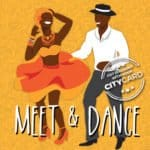 """<span style=""""color:red;"""">Free entry every Monday</span><br />Meet & Dance: Learn Salsa & Bachata!"""