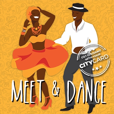 "<span style=""color:red;"">Free entry every Monday</span><br />Meet & Dance: Learn Salsa & Bachata!"
