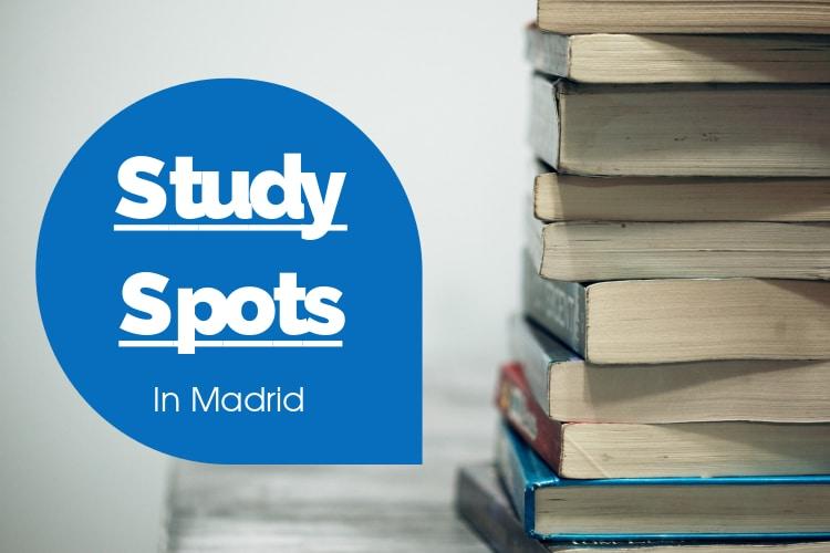 study spots madrid